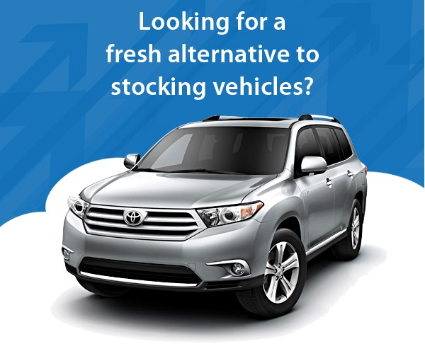 Looking for Alternative Ways to Stock Used Vehicles?
