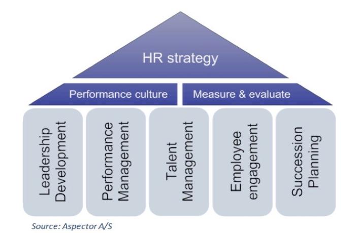 Human Capital activities