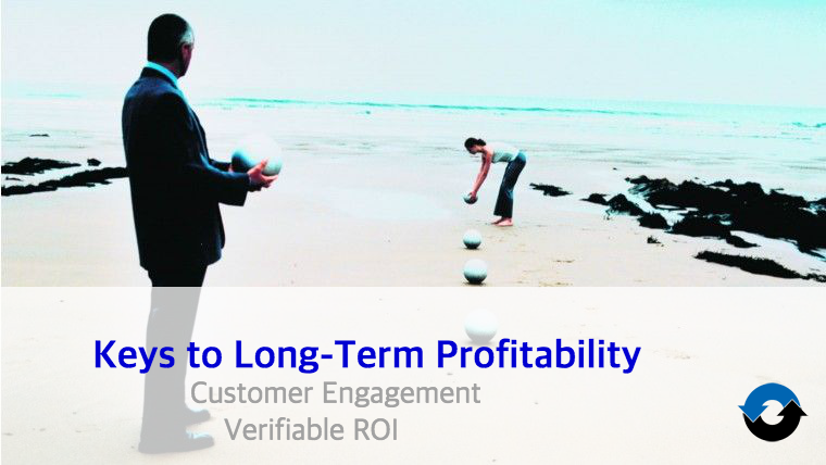 Two Important Goals for Long-Term Profitability