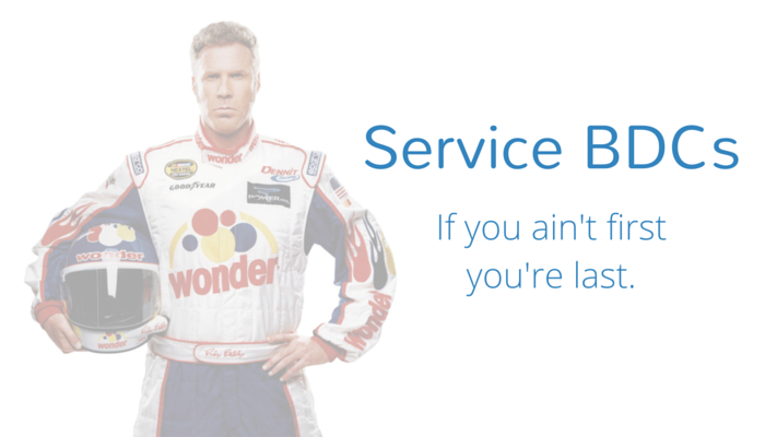 How Ricky Bobby Will Fix Your Service Retention Problem