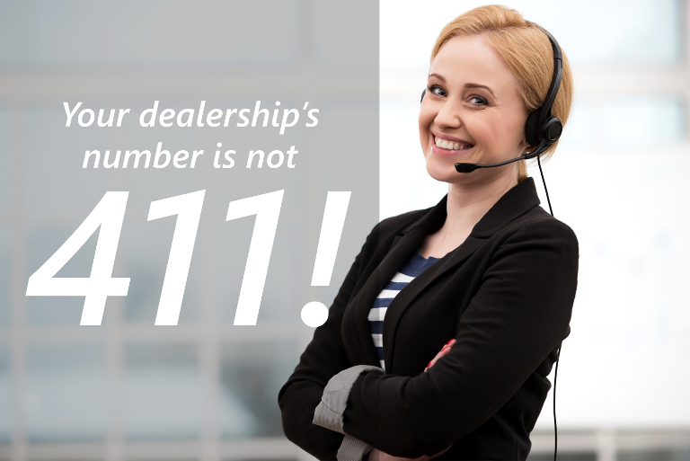 The Dealership 411