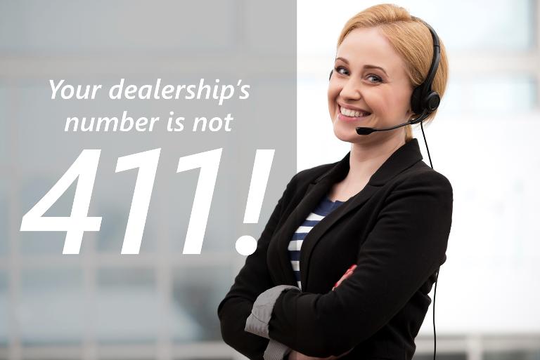 The Dealership 411