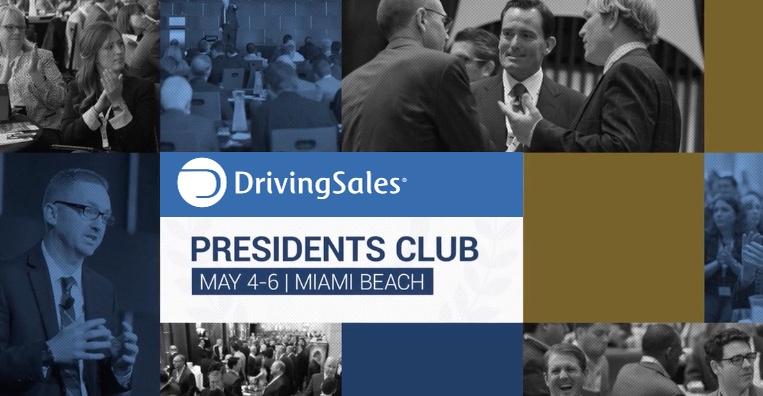 DrivingSales Presidents Club 2016 Miami