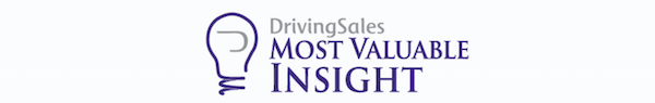 DrivingSales valuable insights contest