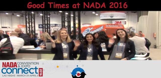 Good Times at NADA 2016 for DealerRefresh