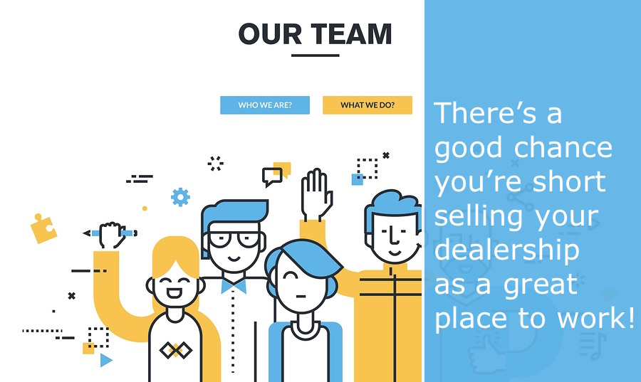 Is Your Dealership Career Website Ready For Today's Job Candidate?