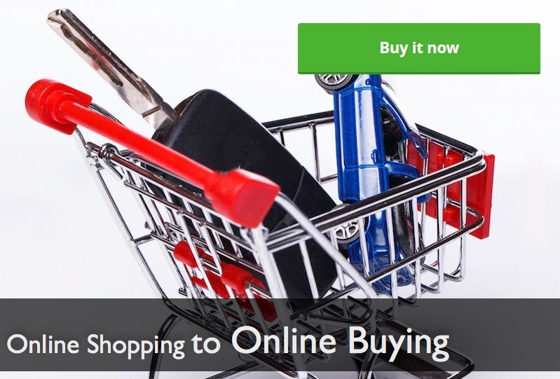 Buying Your Next Vehicle ALL ONLINE