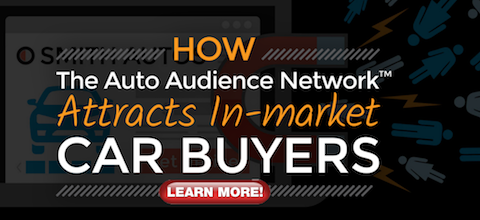 How the Auto Audience Network Attracts In-Market Buyers