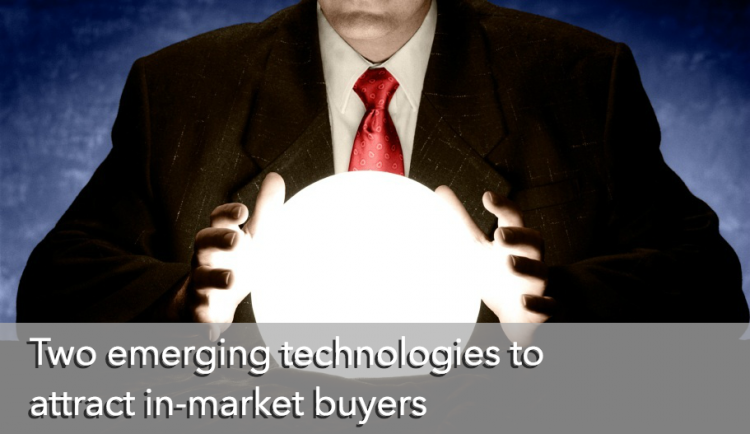 Two Emerging Technologies that Attract In-Market Buyers