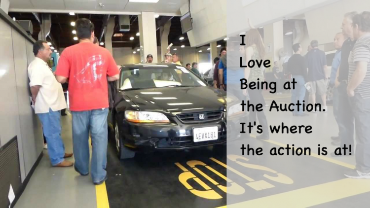 Is Your Used Car Manager in Love with the Auction?