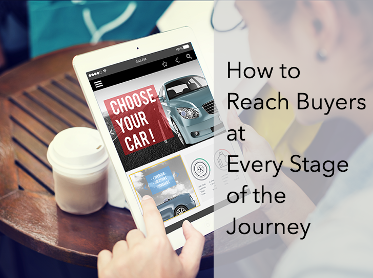 How to Attract In-Market Buyers at Every Stage of the Journey