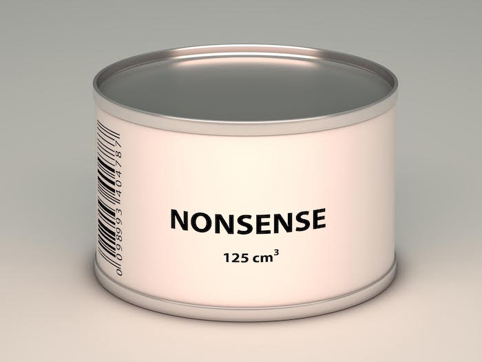 A Big Old Can of Nonsense: Who Needs Loyal Customers Anyways?