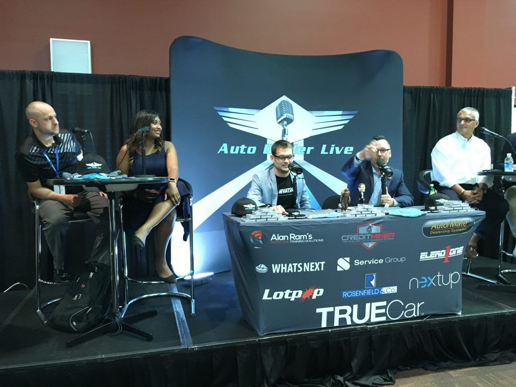 Matt Raymond and Subi Ghosh join David Villa with AutoDealer Live