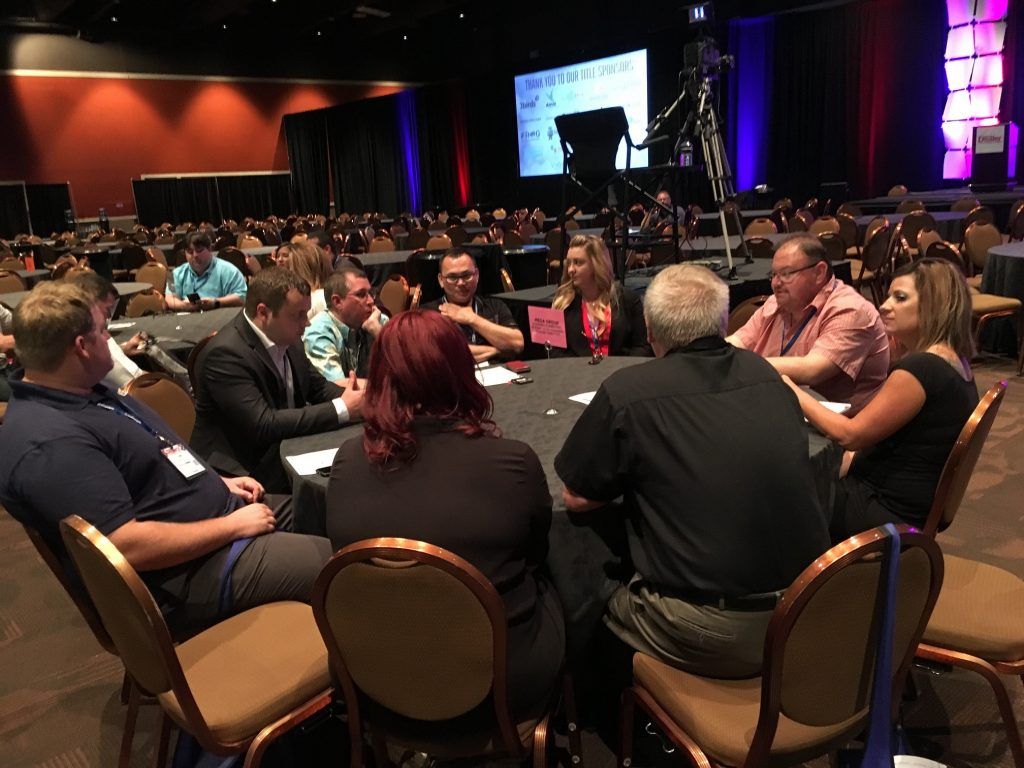 Peer roundtables at Digital Dealer 21