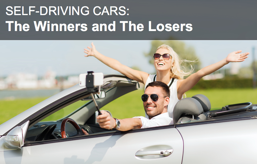 Self-Driving Cars: the Winners the Losers