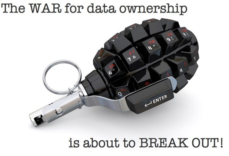 Who REALLY has Ownership of YOUR Customer Data?