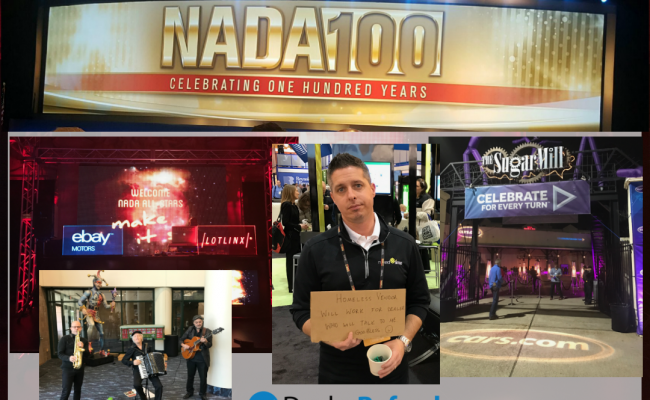NADA 100 New Orleans Recap from DealerRefresh