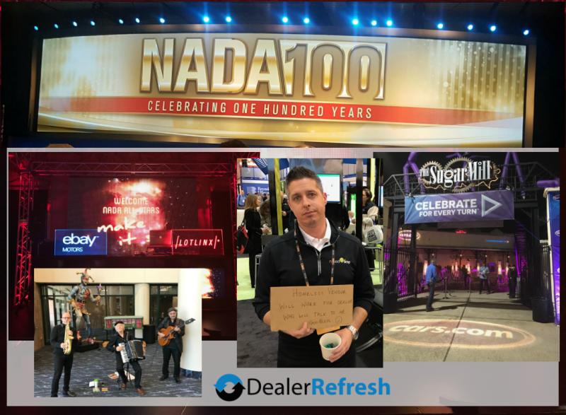 NADA 100 New Orleans Recap from DealerRefresh