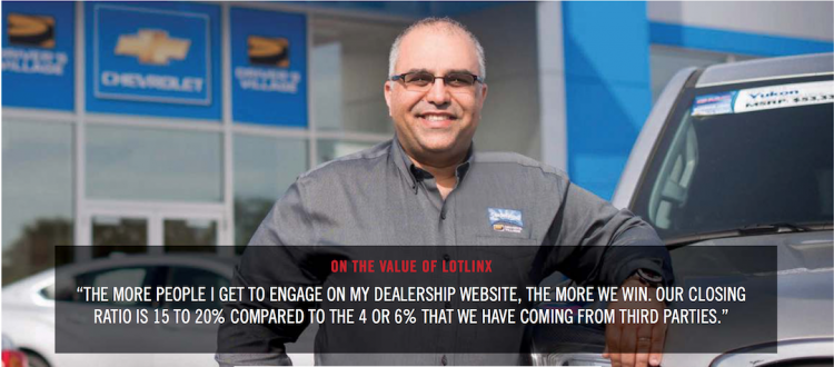 Case Study: How Dealer-Centric Digital Marketing Brings Buyers for One Dealer Where He Wants Them