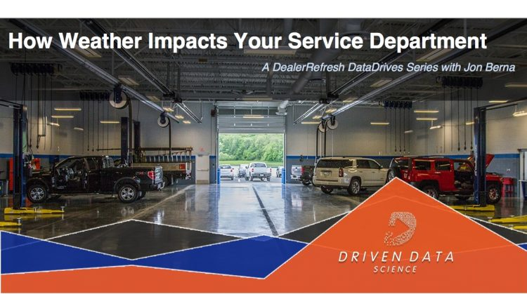 How Weather Impacts Your Dealer's Service Repair Orders