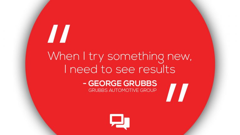 CBT news - George Grubbs Interview