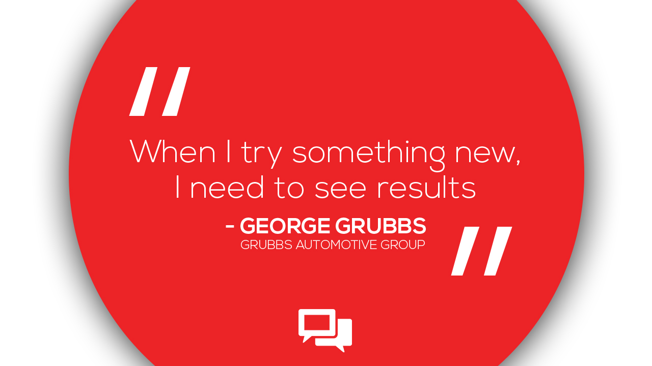CBT news - George Grubbs Interview