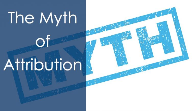Myth of Attribution