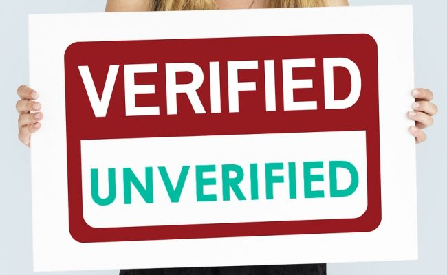 Leads vs Customers are defined as Verified and UnVerified