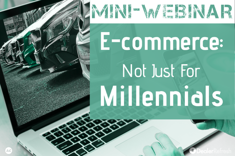 video: e-commerce, not just for millennials