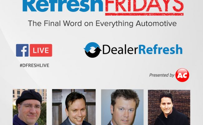 Refresh Fridays with Steve Stauning, Ryan Gerardi, Tom LaPointe, and Jeff Kershner