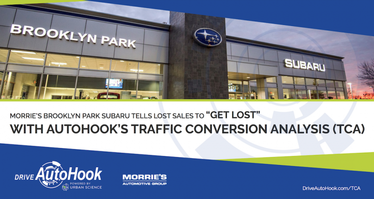 "Case Study: Tell Lost Sales to ""Get Lost"" with Traffic Conversion Analysis (TCA)"