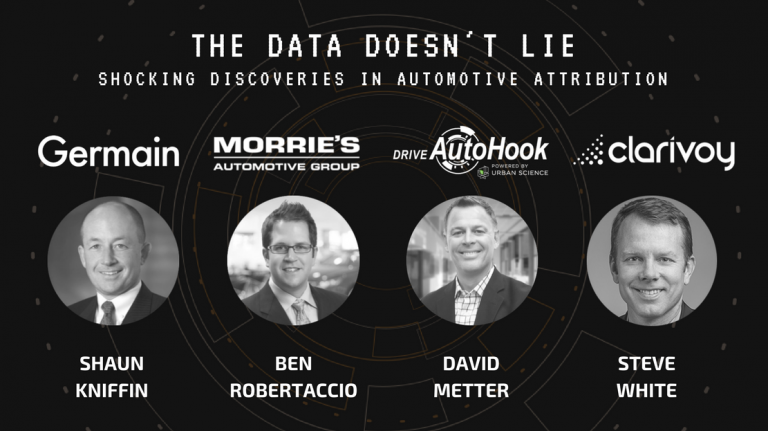 Automotive Marketing Attribution Discussion Panel