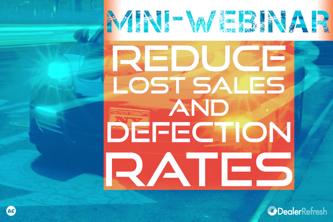 VIDEO:  How to Reduce Lost Sales and Defection Rates