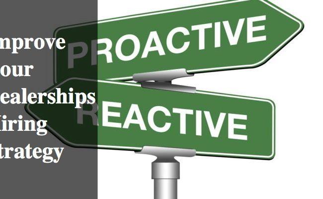 proactive vs reactive hiring