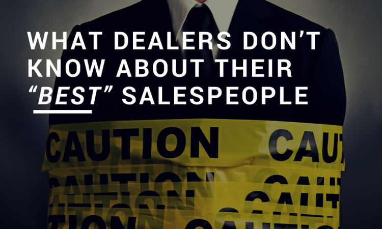 "How Defection Rates Can Contradict What You Think About Your ""Best"" Sales People"