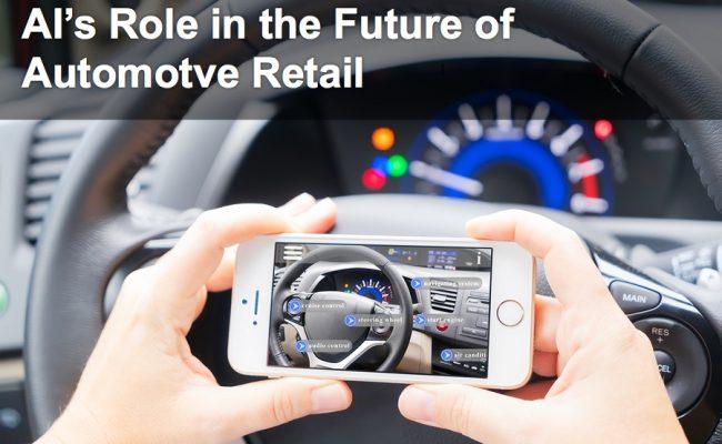 AI's Future in Automotive
