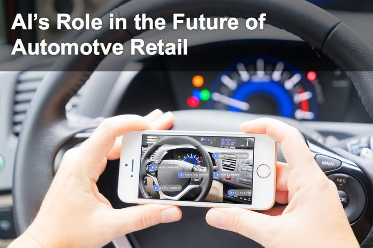 AI's Role in the Future of Automotive Retail