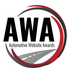 automotive website awards logo