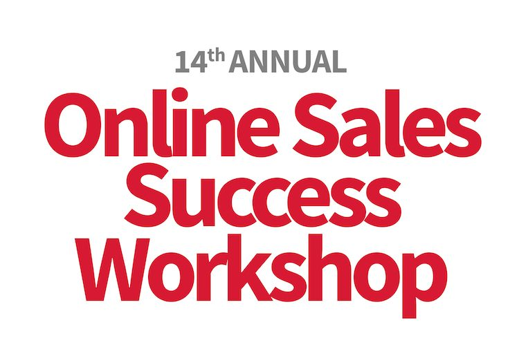 14th Annual Online Sales Success Workshop