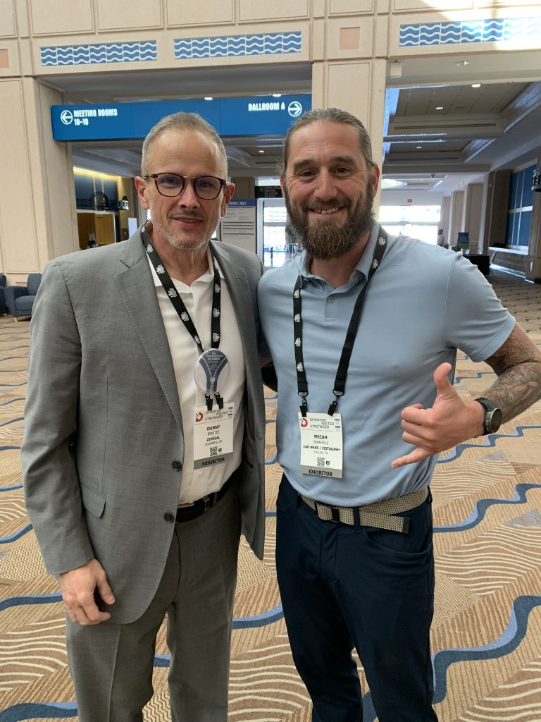 Danny Benites and Micah Birkholz
