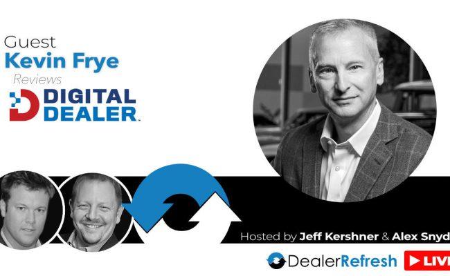 RefreshFriday with Kevin Frye